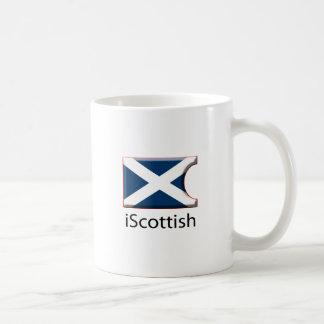 iFlag Scotland Classic White Coffee Mug