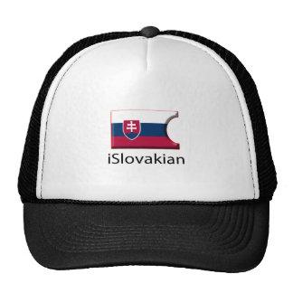 iFlag Slovakia Trucker Hat