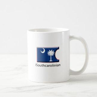 iFlag South Carolina Classic White Coffee Mug
