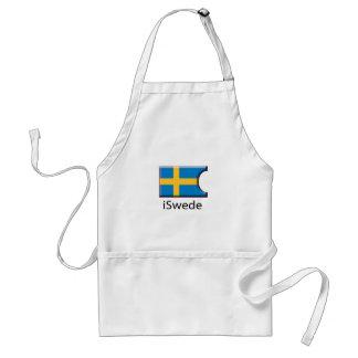 iFlag Sweden Adult Apron