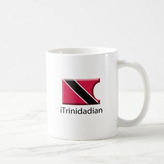 iFlag Trinidad Classic White Coffee Mug