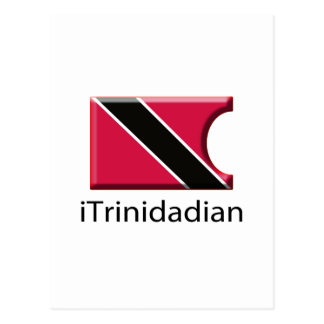 iFlag Trinidad Postcard