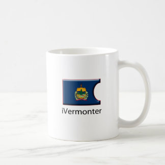 iFlag Vermont Classic White Coffee Mug