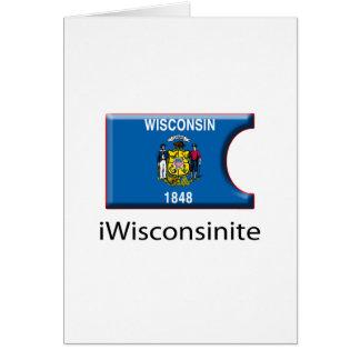 iFlag Wisconsin Card