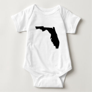 iFLORIDA MAP2 Baby Bodysuit