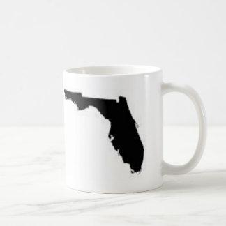 iFLORIDA MAP2 Coffee Mug