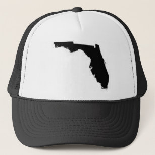Iflorida Map2 Trucker Hat