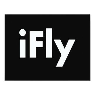 """iFly Invitación 4.25"""" X 5.5"""""""