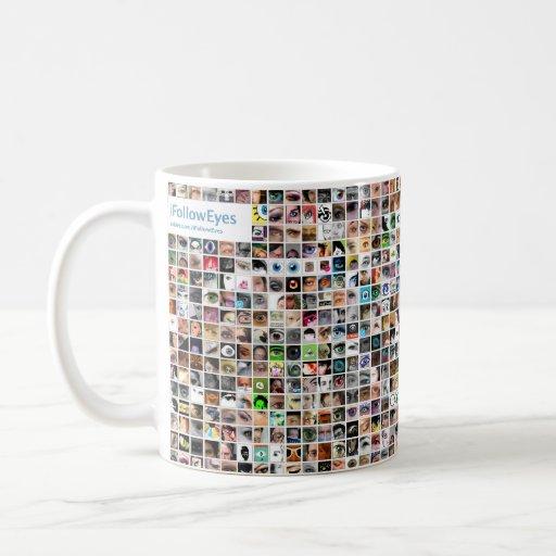 @iFollowEyes 06/2010 Classic White Coffee Mug