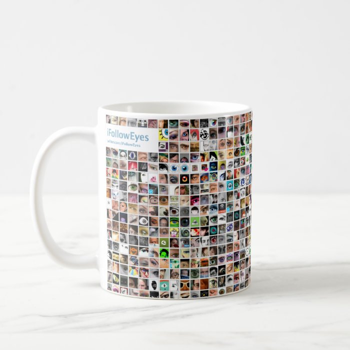 @iFollowEyes 06/2010 Coffee Mug