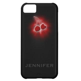 iFruit Salad Cherry iPhone case