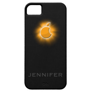 iFruit Salad Orange iPhone case
