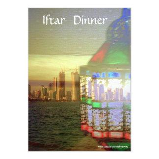 Iftar 5x7 Paper Invitation Card