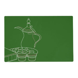 Iftar Placemat
