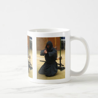 Iga Ninja Meditation Coffee Mug