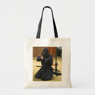 Iga Ninja Meditation Tote Bag