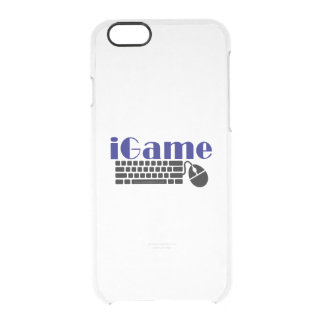 iGame Clear iPhone 6/6S Case