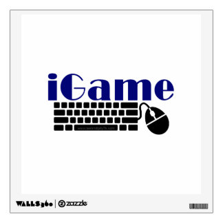 iGame Wall Sticker
