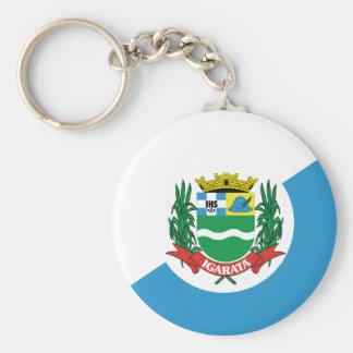 Igarata Saopaulo Brasil, Brazil flag Key Chain
