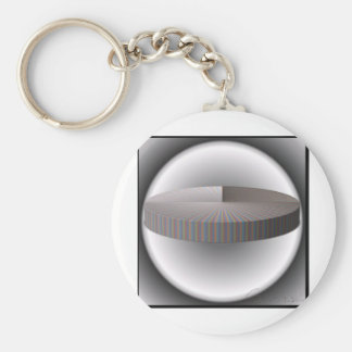 iGarnish_6_6 Basic Round Button Keychain