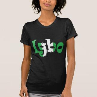 Igbo (bandera nigeriana) camiseta