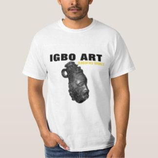 "IGBO, NIGERIA CULTURE AND ART ""T-SHIRT"" & Etc T-Shirt"