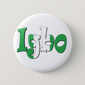 Igbo (Nigerian Flag) Button