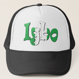 Igbo (Nigerian Flag) Trucker Hat