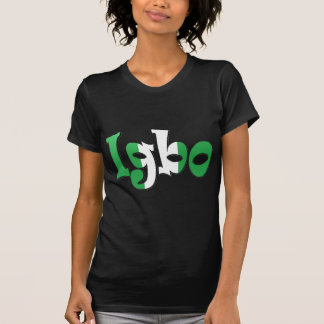 Igbo (Nigerian Flag) Tee Shirts