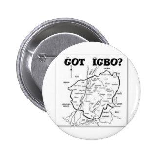 """IGBO"" TRIBE, NIGERIA(T-Shirt And etc) Button"
