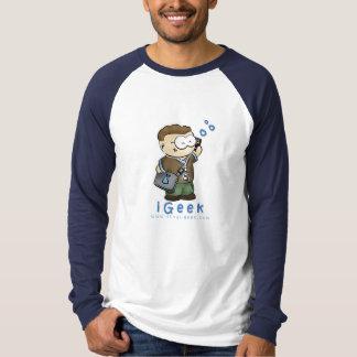 iGeek boy shirts!! T-Shirt