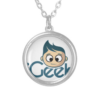 igeek silver plated necklace
