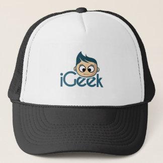 igeek trucker hat