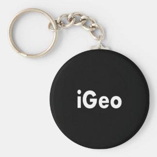 iGeo Keychain
