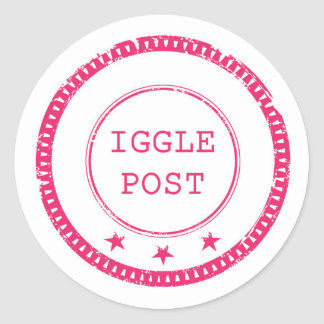 Iggle Post Stickers
