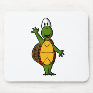 """Iggy from Drew Aquilina's """"Green Pieces"""" comic Mouse Pad"""