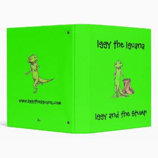 Iggy que se inclina, Iggy la iguana
