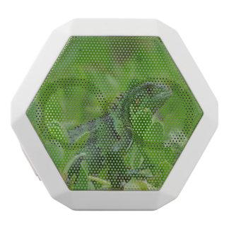 Iggy the Green Iguana White Boombot Rex Bluetooth Speaker