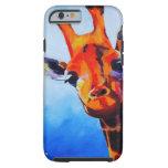 iGiraffe - caso del iPhone 6 Funda De iPhone 6 Tough