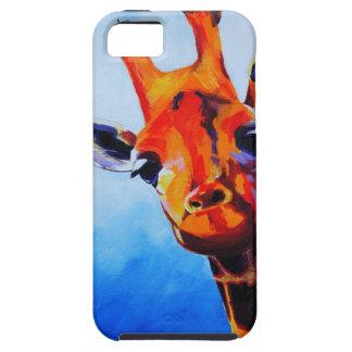 iGiraffe - cubierta del iPhone iPhone 5 Funda