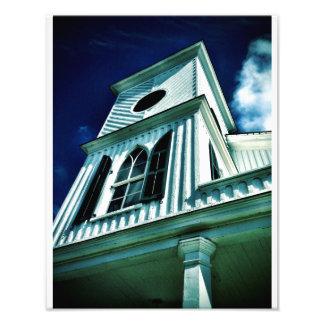 Iglesia africana, Beaufort, Carolina del Sur Fotografía