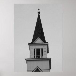 Iglesia, alcanzando impresiones