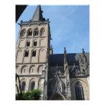 Iglesia, Alemania Membrete Personalizado