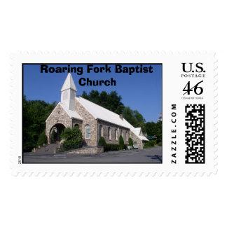 Iglesia baptista de la bifurcación del rugido