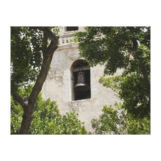 Iglesia Bell, Mérida, impresión de la lona de bell Impresion En Lona