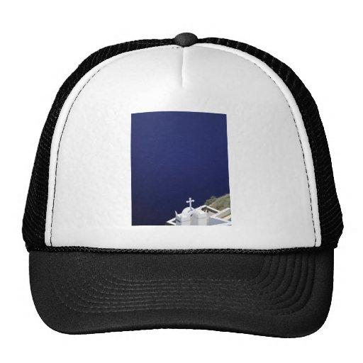 Iglesia blanca gorras