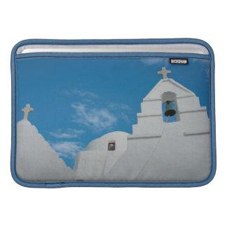 Iglesia blanqueada típica funda  MacBook