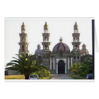 Iglesia católica de Palmarian Tarjeta De Felicitación