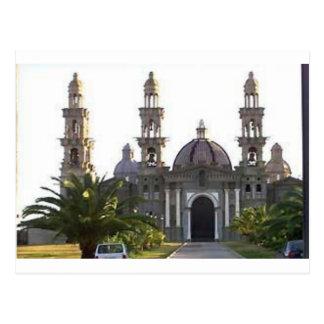 Iglesia católica de Palmarian Tarjeta Postal