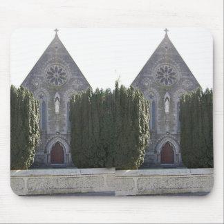 Iglesia católica en Kilcullen, Co. Kildare Tapetes De Raton